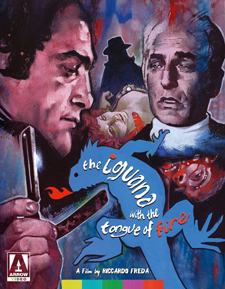 The Iguana with the Tongue of Fire (Blu-ray Disc)