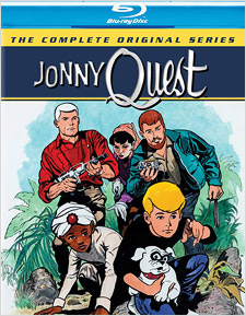 Jonny Quest: The Complete Series (Blu-ray Disc)