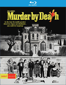 Murder by Death (Blu-ray Disc)