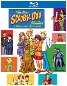 The New Scooby-Doo Movies: The (Almost) Complete Collection (Blu-ray Disc)