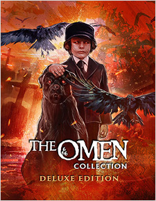 The Omen Collection (Blu-ray Disc)