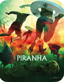 Piranha (Steelbook Blu-ray Disc)