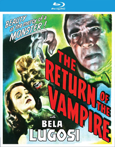 The Return of the Vampire (Blu-ray Disc)