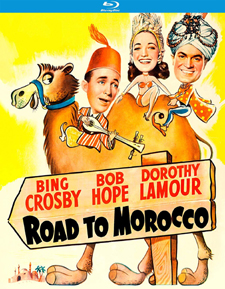 Road to Morocco (Blu-ray Disc)