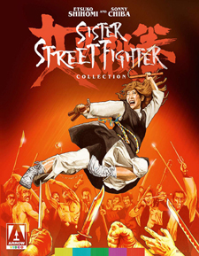 Sister Street Fighter Collection (Blu-ray Disc)