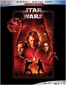 Star Wars: Revenge of the Sith (2019 - Blu-ray reissue)