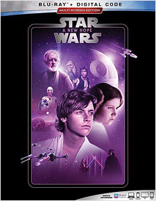 Star Wars: A New Hope (2019 - Blu-ray reissue)