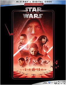 Star Wars: The Last Jedi (2019 - Blu-ray reissue)