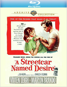A Streetcar Named Desire (Blu-ray Disc)
