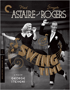 Swing Time (Criterion Blu-ray Disc)