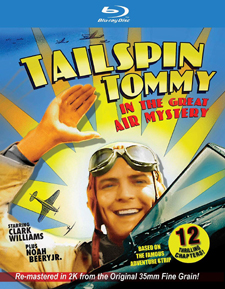 Tailspin Tommy in the Great Air Mystery (Blu-ray Disc)