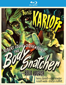 The Body Snatcher (Blu-ray Disc)