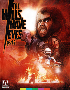 The Hills Have Eyes Part 2 (Blu-ray Disc)