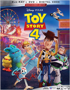 Toy Story 4 (Blu-ray Disc)