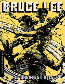 Bruce Lee: His Greatest Hits (Criterion Blu-ray Disc)