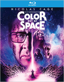 Color Out of Space (Blu-ray Disc)