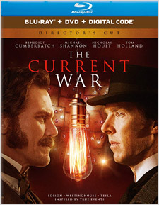 The Current War: Director's Cut (Blu-ray Disc)