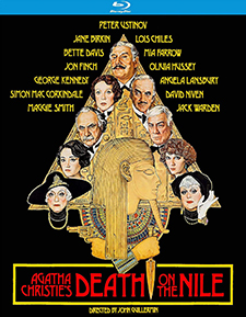 Death on the Nile (Blu-ray Disc)
