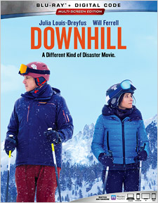 Downhill (Blu-ray Disc)