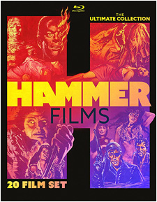 Hammer Films Collection (Blu-ray Disc)