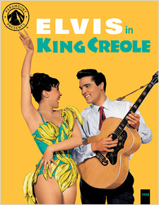 King Creole: Paramount Presents (Blu-ray Disc)