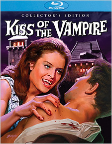 Kiss of the Vampire (Blu-ray Disc)