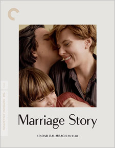 Marriage Story (Criterion Blu-ray Disc)