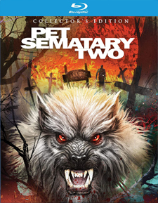 Pet Sematary Two (Blu-ray Disc)
