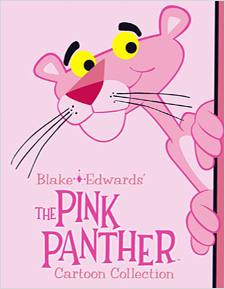 The Pink Panther Cartoon Collection box set (Blu-ray Disc)