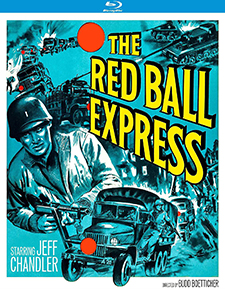 The Red Ball Express (Blu-ray Disc)