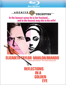 Reflections in a Golden Eye (Blu-ray Disc)