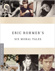 Eric Rohmer: Six Moral Tales (Criterion Blu-ray Disc)