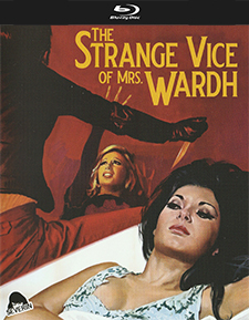 The Strange Vice of Mrs. Wardh (Blu-ray Disc)