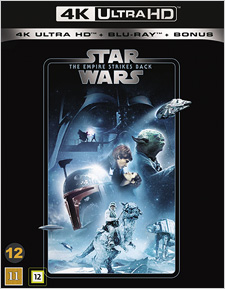 Star Wars: The Empire Strikes Back (Swedish Blu-ray Disc)