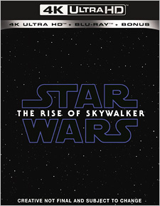 Star Wars: The Rise of Skywalker (Swedish Blu-ray Disc)