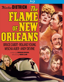 The Flame of New Orleans (Blu-ray Disc)