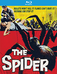 The Spider (Blu-ray Disc)