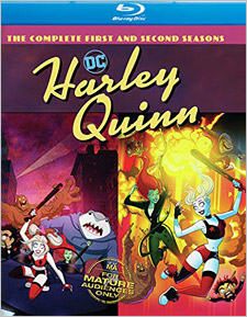 Harley Quinn: The Complete First and Second Seasons (Blu-ray Disc)