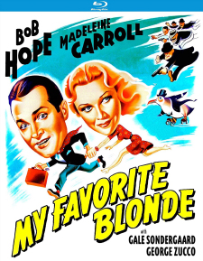 My Favorite Blonde (Blu-ray Disc)
