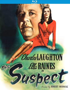 The Suspect (Blu-ray Disc)
