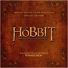 The Hobbit: An Unexpected Journey - Special Edition Soundtrack (CD)