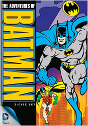 The Adventures of Batman (DVD)
