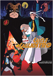 Lupin the 3rd: The Castle of Cagliostro (DVD)