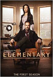 Elementary: Season One (DVD)