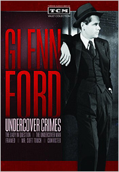 Glenn Ford: Undercover Crimes (DVD)