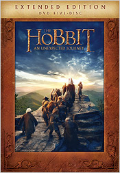 The Hobbit: An Unexpected Journey - Extended Edition (DVD)