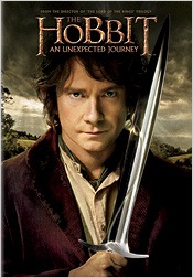 The Hobbit: An Unexpected Journey (DVD)