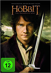 The Hobbit: An Unexpected Journey (German DVD)