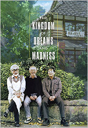 The Kingdom of Dreams and Madness (DVD)