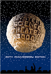 Mystery Science Theater 3000: 20th Anniversary Edition (DVD)